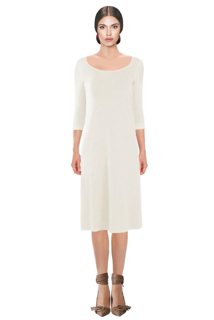 Unleash Dress Off-White.jpg