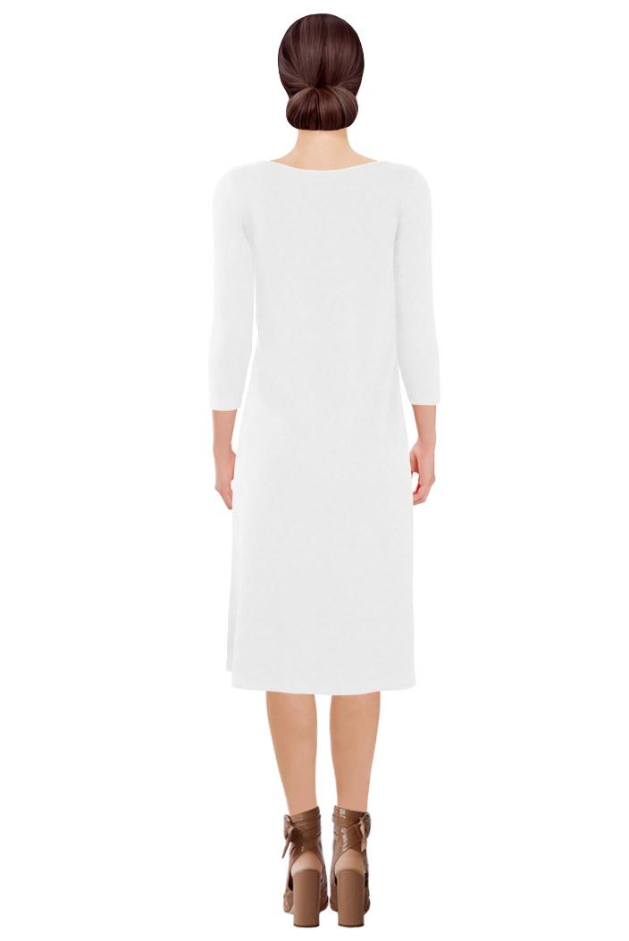 Unleash Dress White Back.jpg
