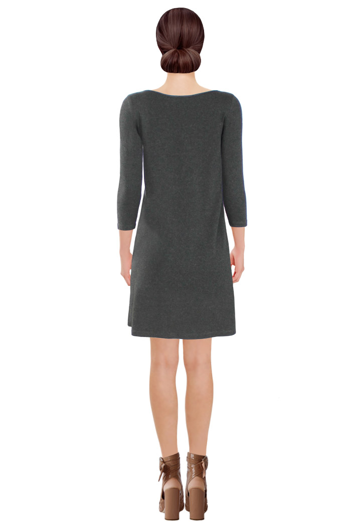 Unleash Tunic Grey Back.jpg