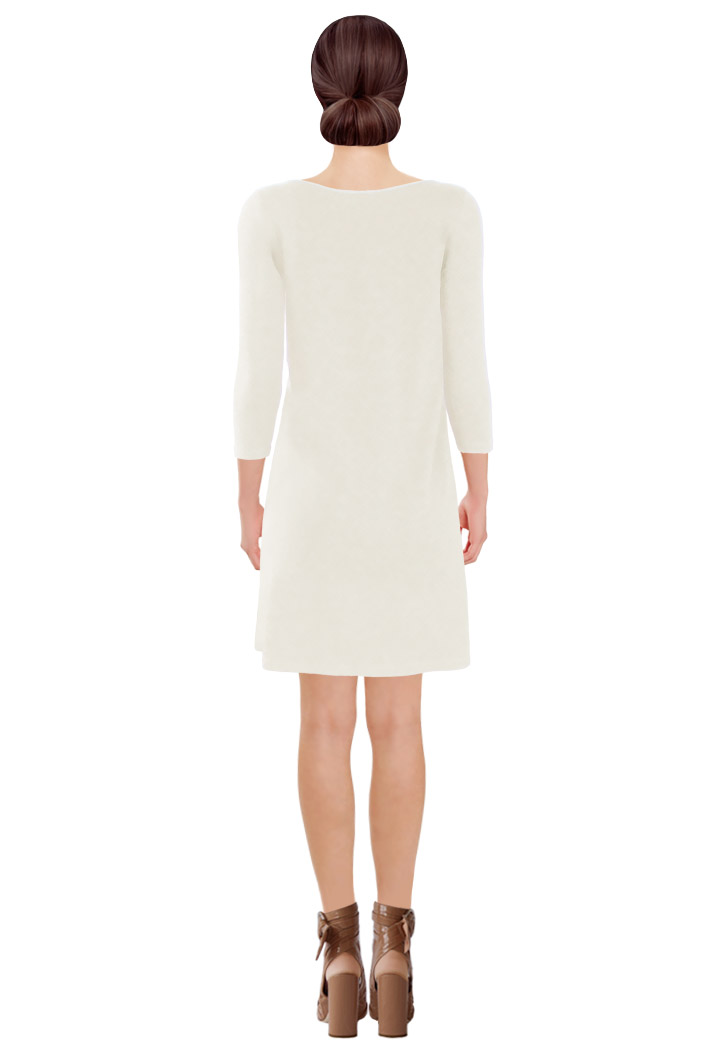Unleash Tunic Off-White Back.jpg
