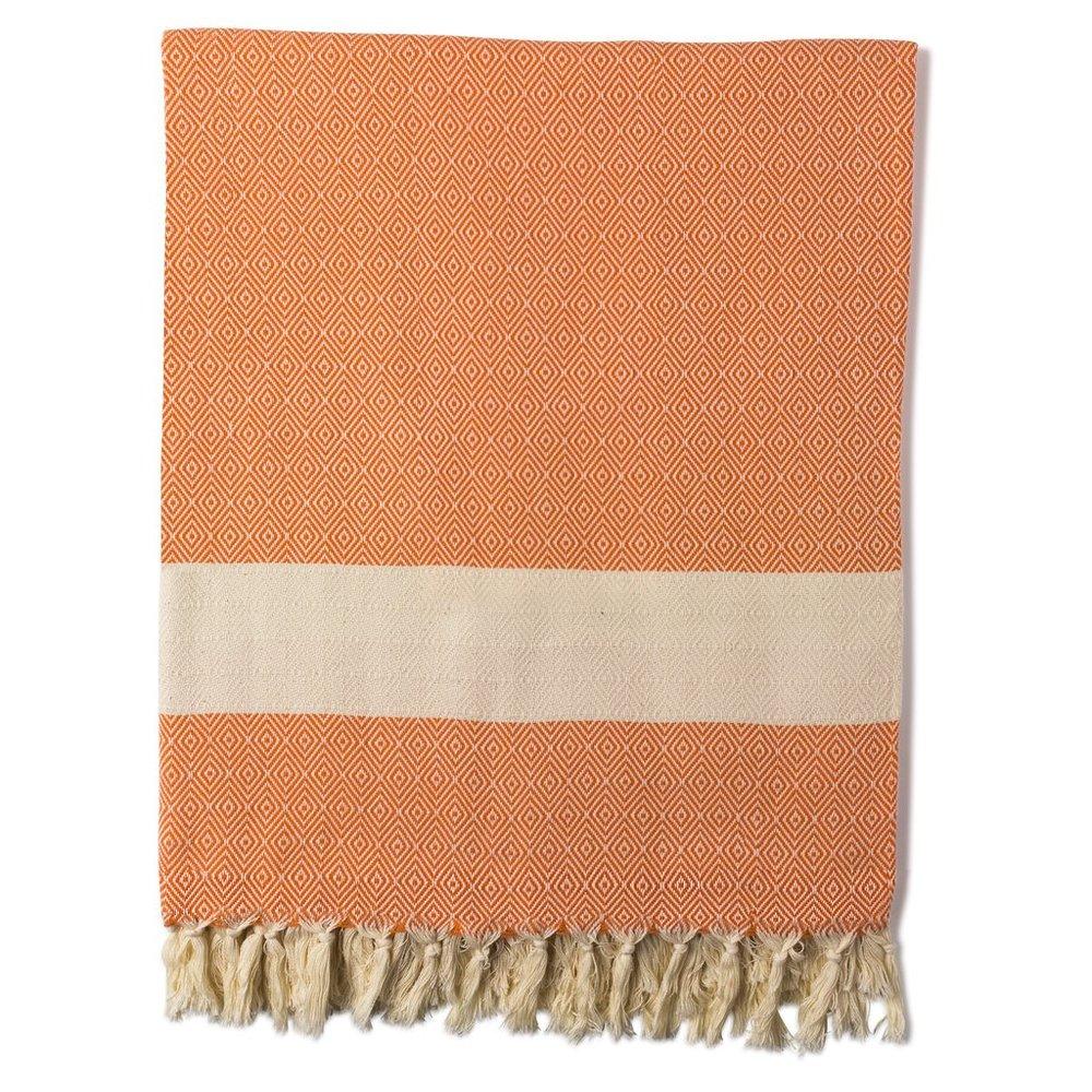 Blanket Damla Tangerine.jpg