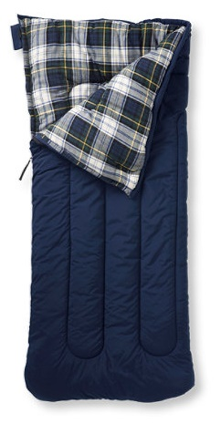 LL Bean's cosy flannel offering.