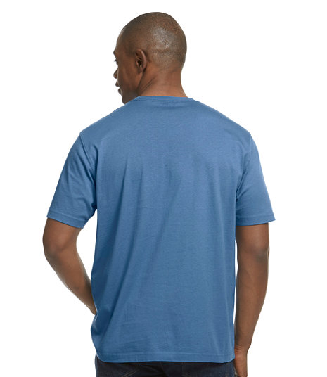 LL Bean - Carefree Unshrinkable Tee - Traditional Fit3.jpg