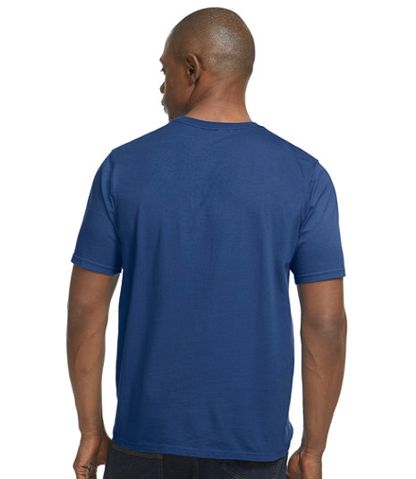 LL Bean - Carefree Unshrinkable Tee - Slightly Fitted3.jpg