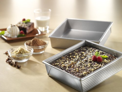 USA Pan Steel Bakeware Set 2