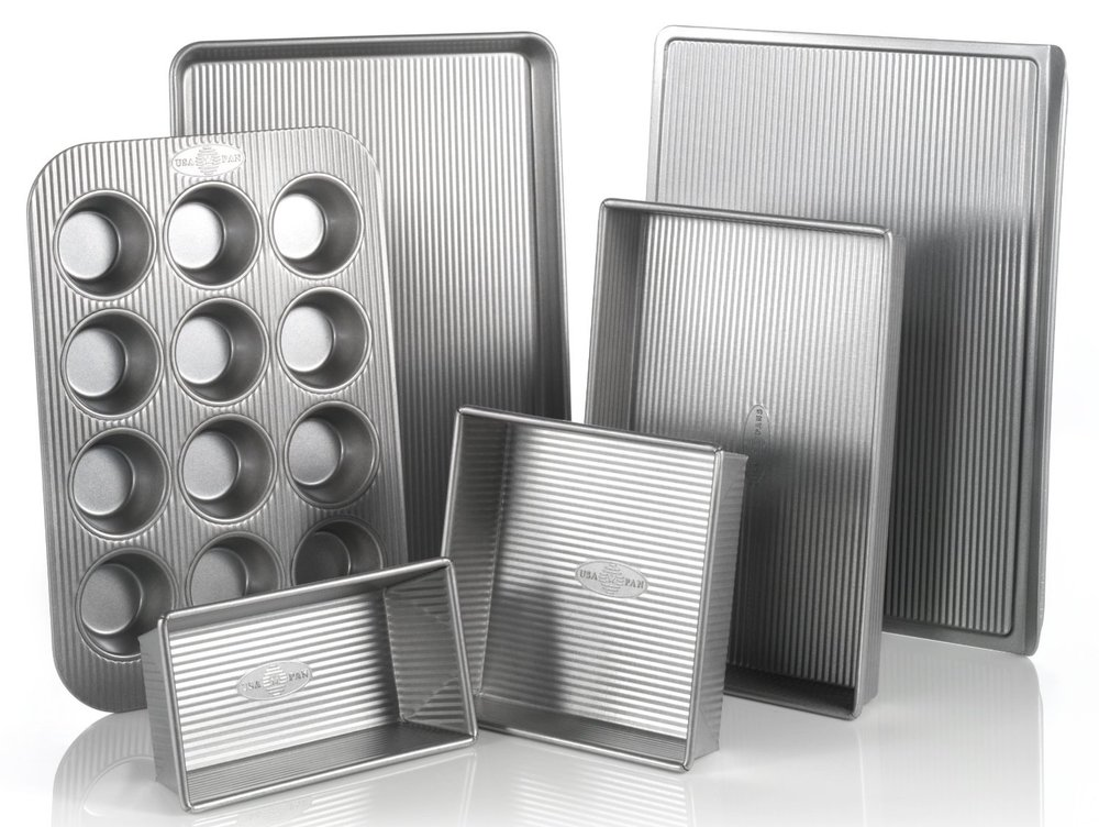 USA Pan Steel Bakeware Set