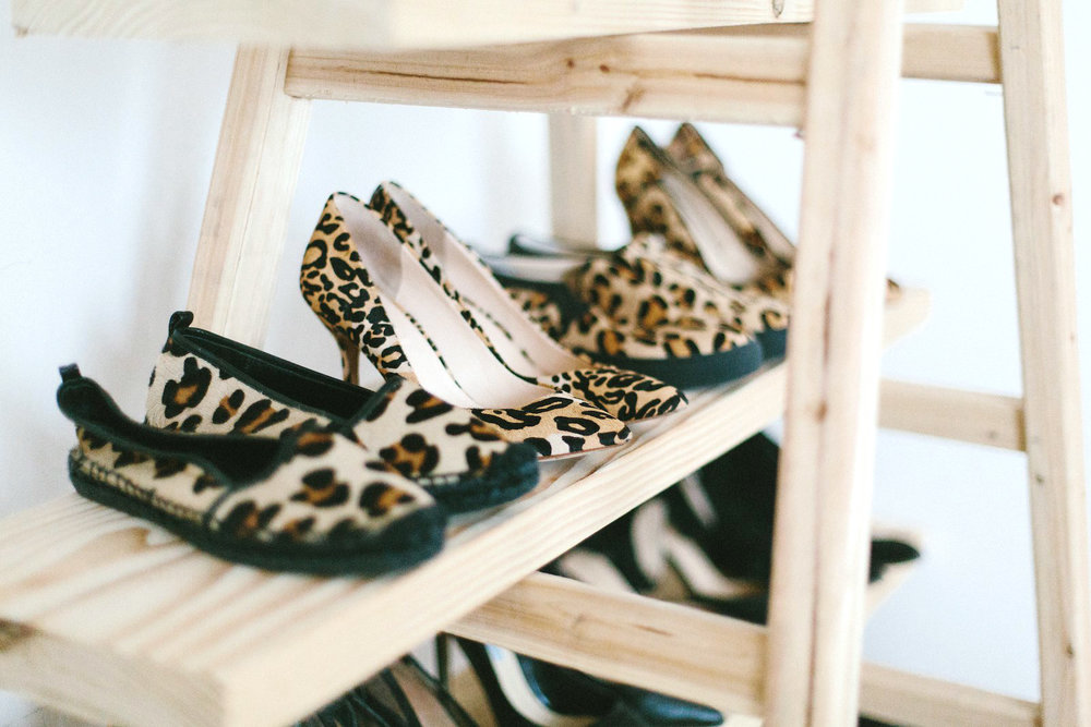 A leopard needn't change it's spots if it's comfortable and content. Embrace your wardrobe's repeat offenders as a valuable insight into your true taste. Image: Geneva Vanderzeil