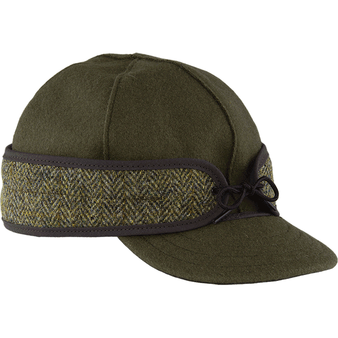 Men's Original Cap with Tweed1.png