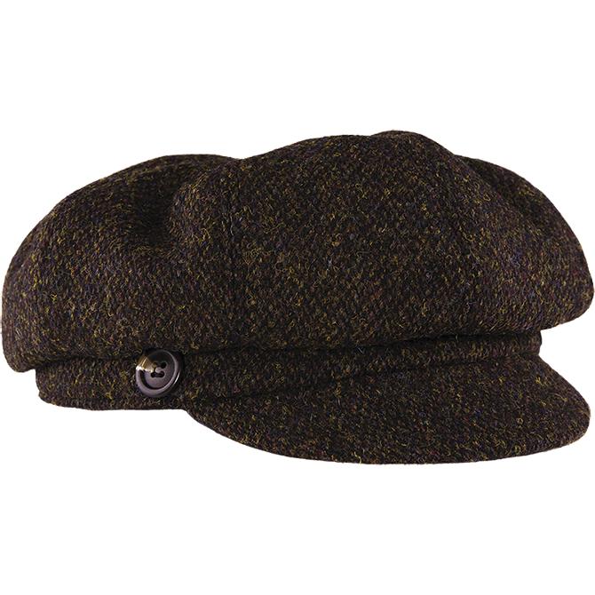 Women's Gatsby Tweed Cap2.png