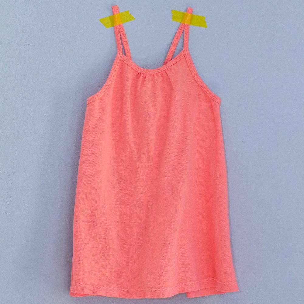 Nula Strap Dress Coral 1.jpg