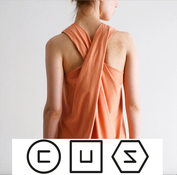Cus makes environmentally responsible clothing, employing women at risk of social exclusion.
