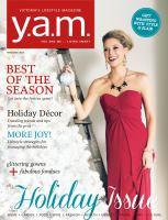 yam magazine cover