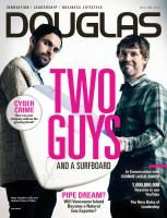 douglas magazine cover