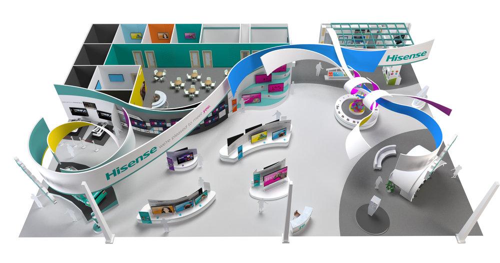 Final design rendering