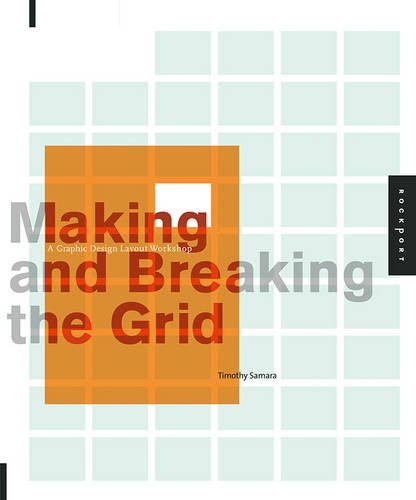 ISBN-13: 978-1592531257  Rockport Publishing puts out a lot of good design books, I always liked this one as a quick resource for starting an idea for a layout grid.