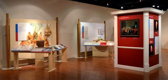 Atlanta History Center, Native Lands Indians & Georgia -2104.