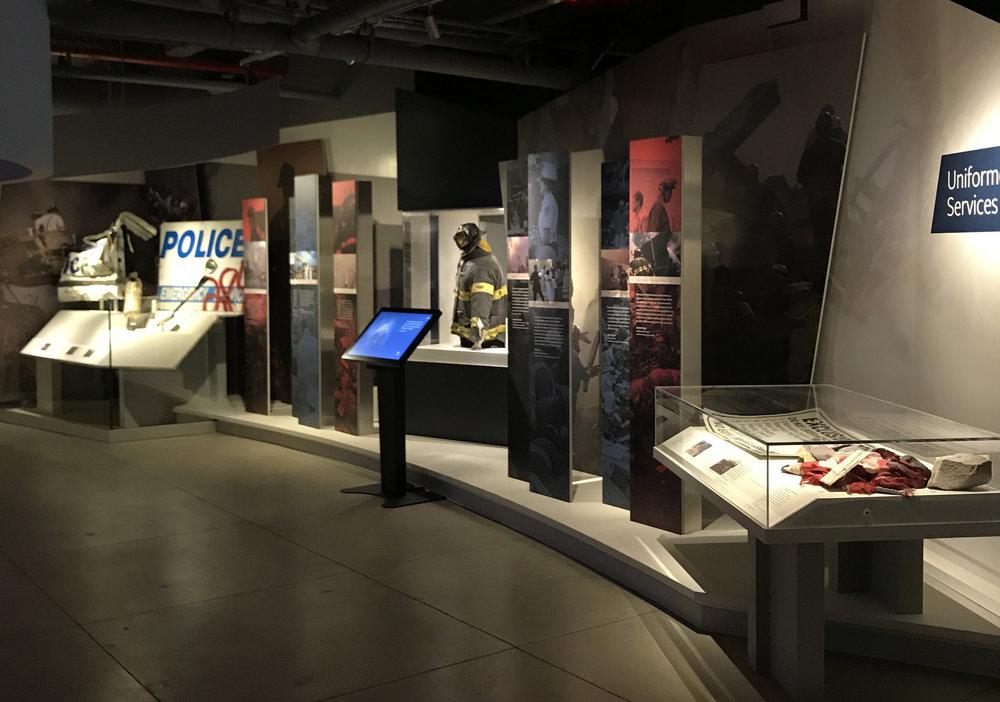 9-11 Tribute Museum