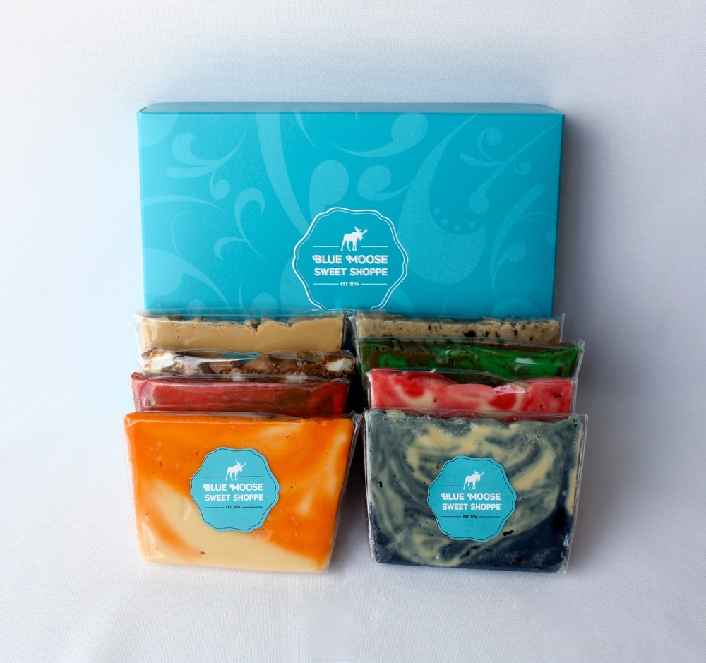 Fudge Gift Box - 2 lb option