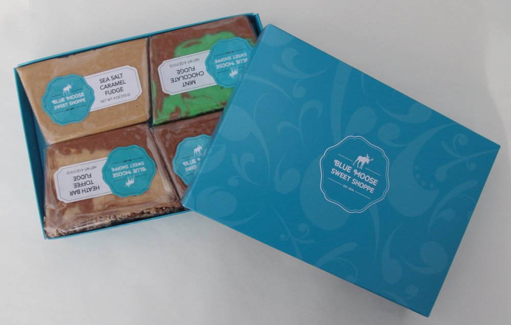 Our gift boxes provide a beautiful option for your customers gift-giving needs.