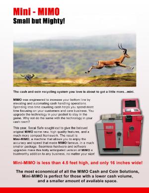 Mini MIMO - Brochure
