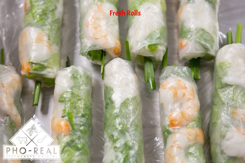 Shrimp Fresh Roll