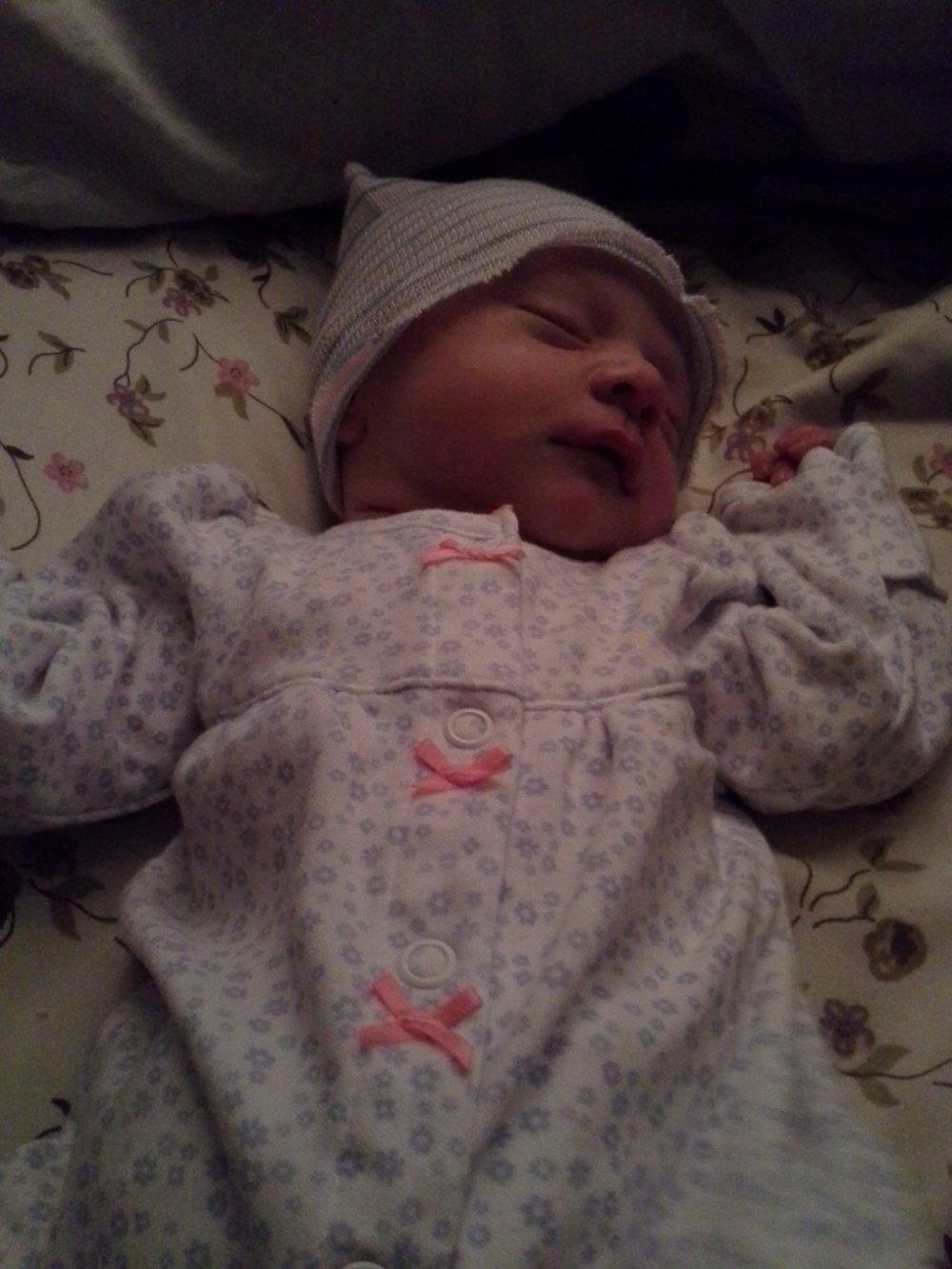 Newborn Afton