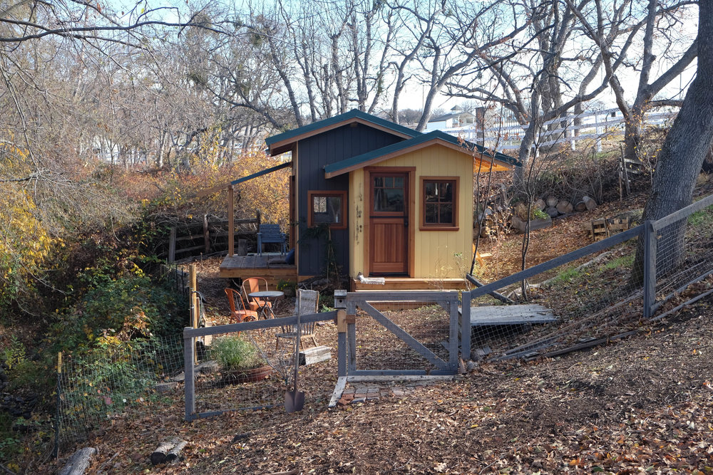 Ashland Creek House -