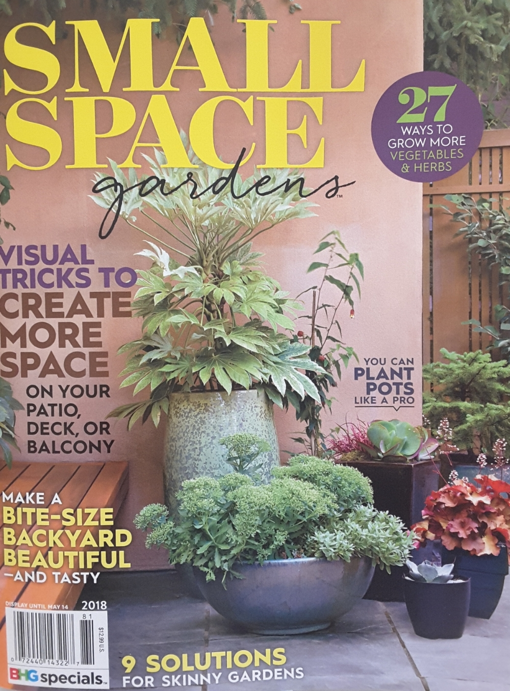 Small Space Gardens Magazine Feature Living Gardens Landscape Design