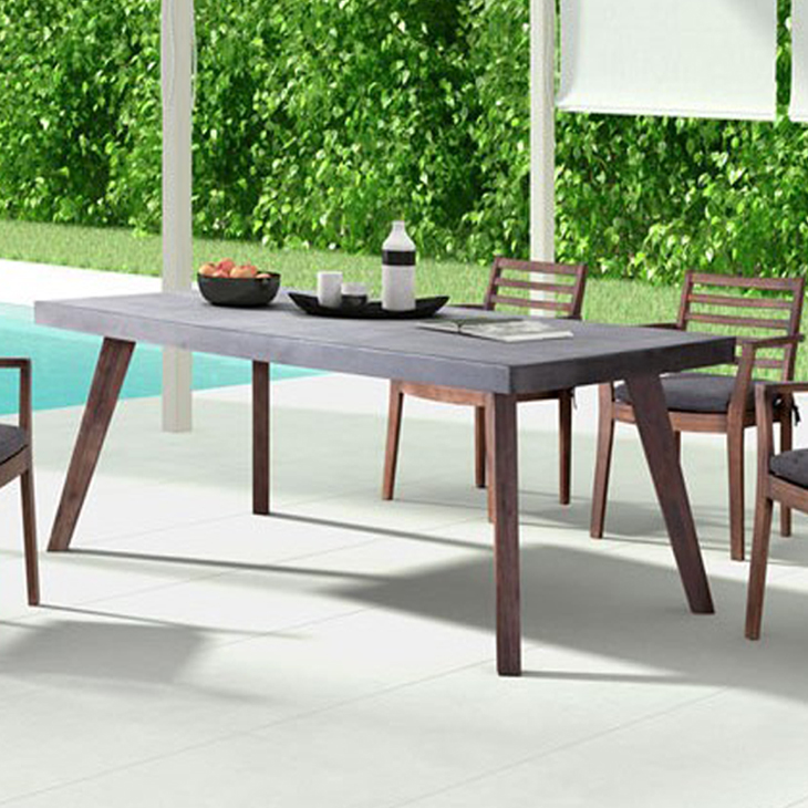 Outdoor Dining Tables   Choose from a selection of tables sold individually and match with your favorite dining chairs or benches.   Click to shop tables.