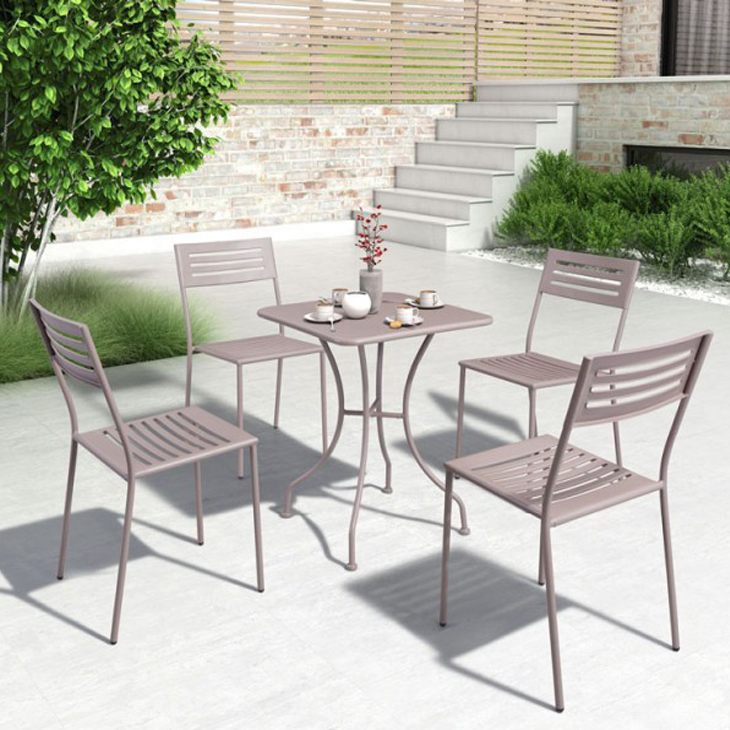 Outdoor Dining Chairs   Choose from a selection of chairs and benches sold individually, and match with your favorite dining table.   Click to shop chairs.