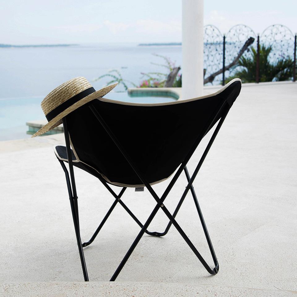 Butterfly Folding Beach Chair