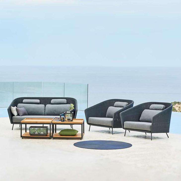 Mega Lounge Collection   Scandinavian colour scheme give a very urban look.   Click to shop this collection .
