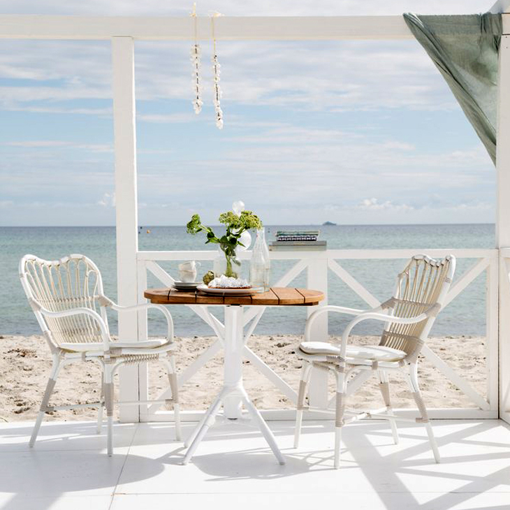 NEW St. Lucia Dining Collection   Luxury rattan.   Click to shop this collection.    Lounge collection also available.