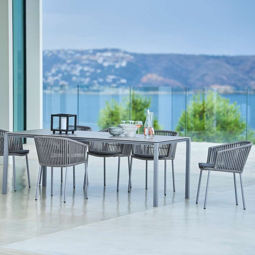 NEW Moments Dining Collection   The perfect outdoor life in the garden.   Click to shop this collection.    Lounge collection also available.