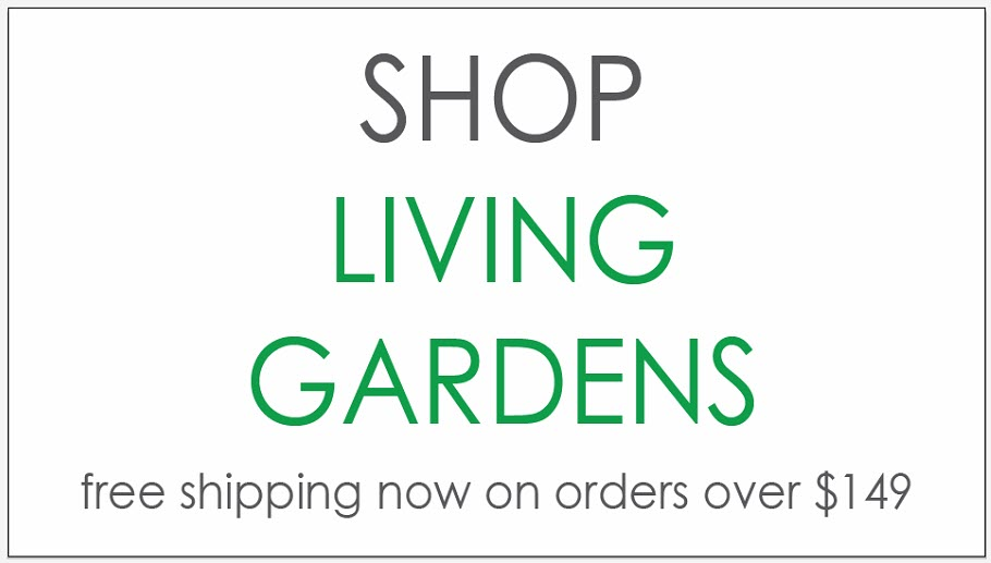 shop living gardens free shipping imagery