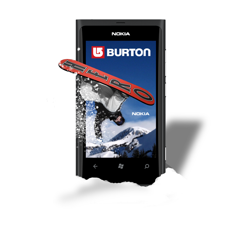 Burton Snowboarding for Windows Phone