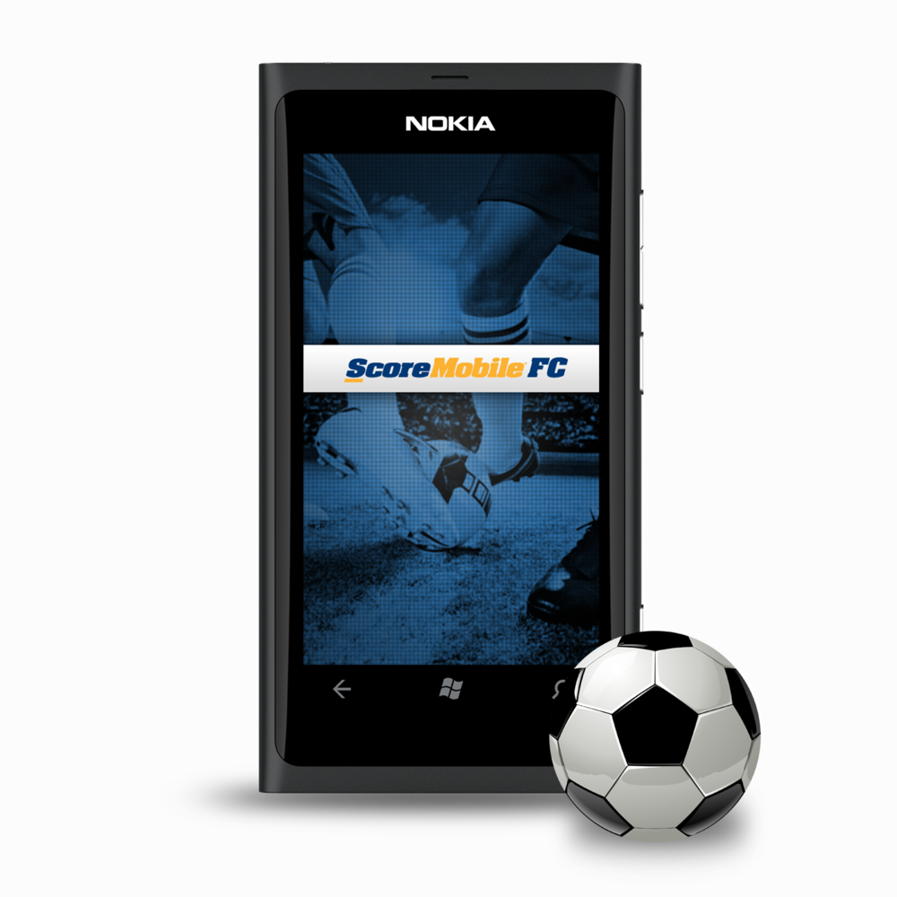 The Score Mobile FC for Windows Phone