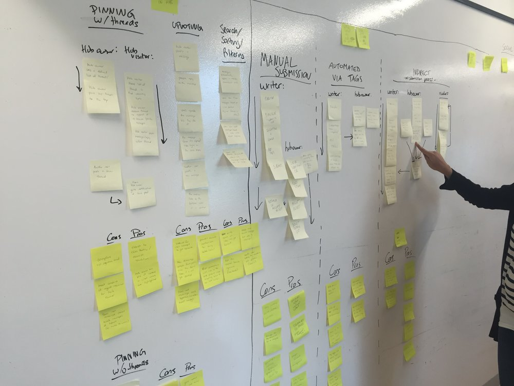Project Constellation: User Story Mapping Part 2