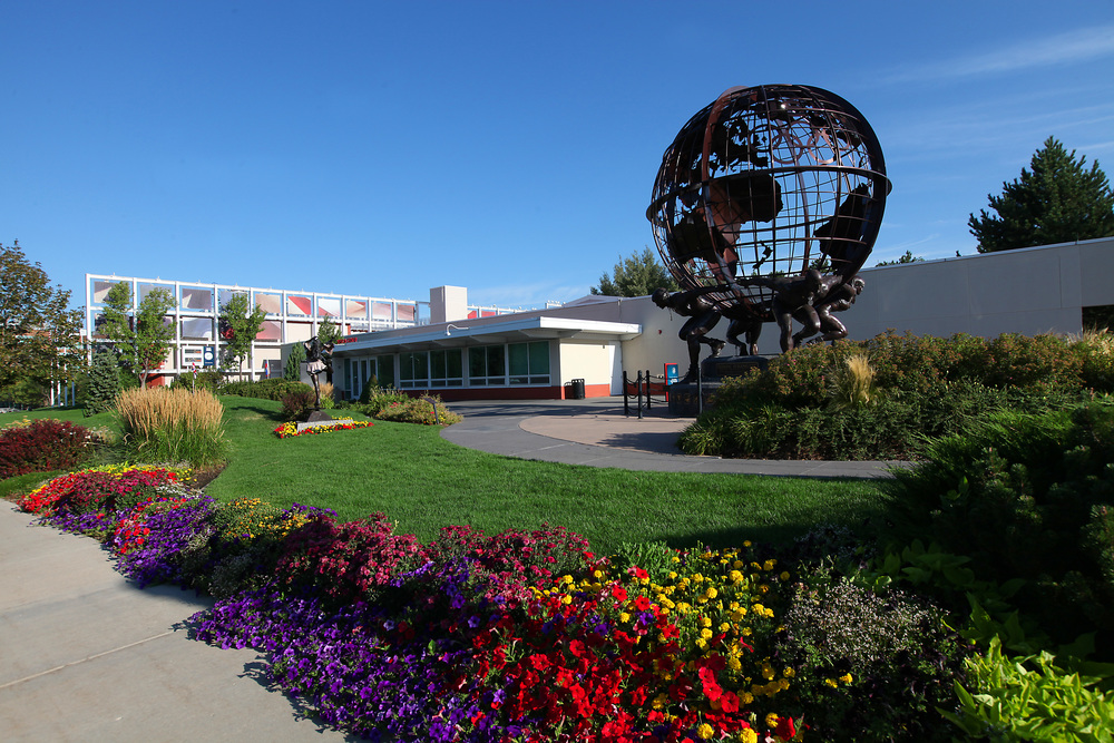 Visit the world-famous Olympic Training Center, just minutes away from the Pikes Peak Cup site.