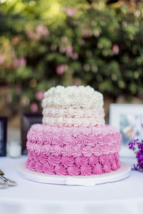 Purple wedding cake designs conjure up images of royalty and dictatorhship The cost of creating purple dye was more precious than gold Hence purple became the