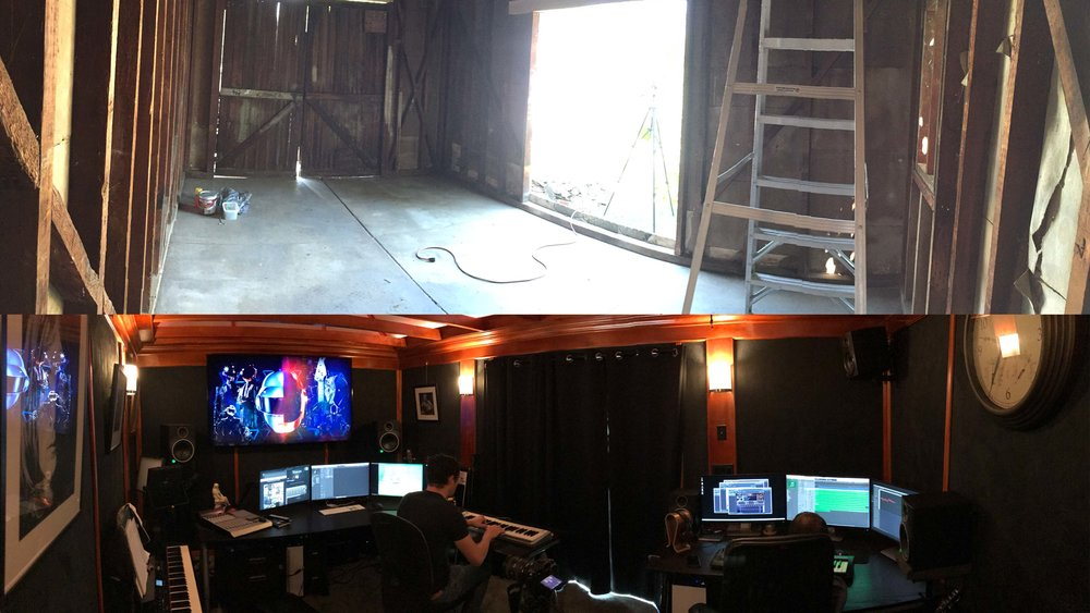 How To Build An Awesome Garage Studio Dare Cinema