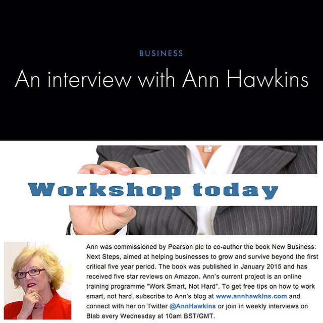 #Mammoth was honored to sit down with @annhawkins and pick her brain in this #blog #interview. #Growth #strategies, effective #web #design, #sales #copy, #relationship #building and more are discussed.  Thank you, Ann!  mammothinfographics.com/blog/an-interview-with-ann-hawkins