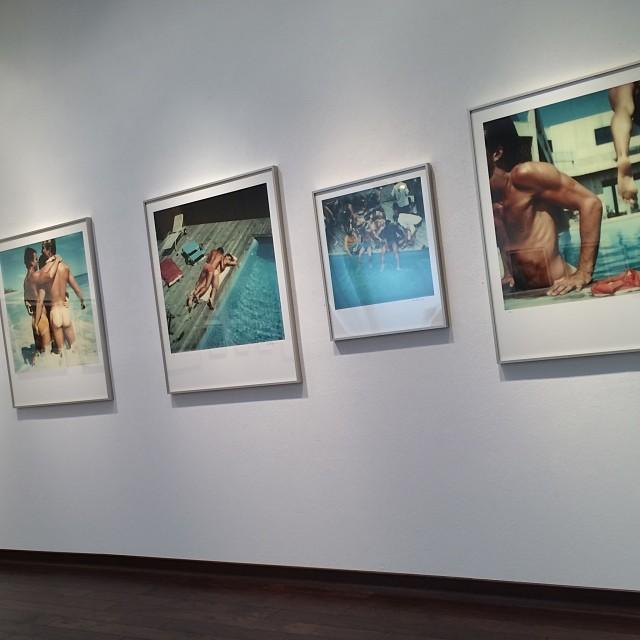 Tom Bianchi's Fire Island Pines Polaroids 1975-1983 www.tombianchi.com