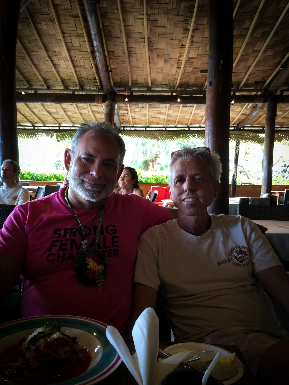 papa pink shirt & dan-1.jpg