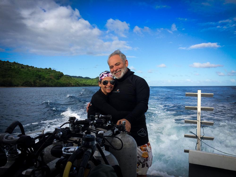 papa & kat back of boat-1.jpg