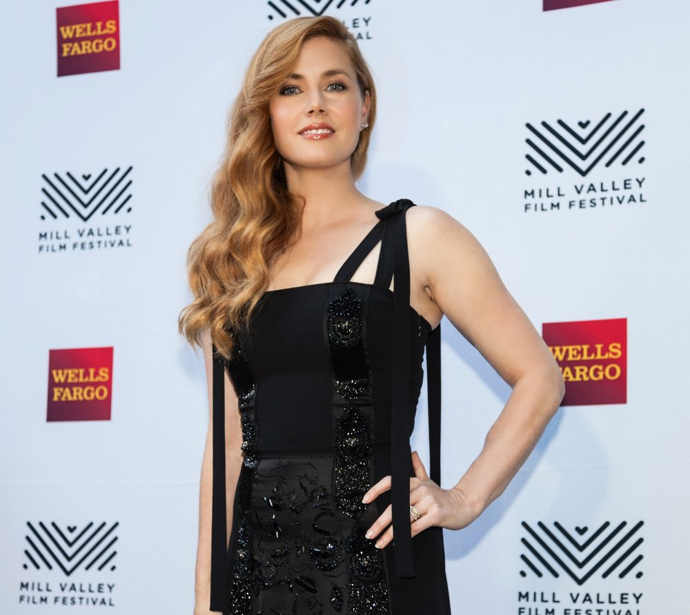 Amy Adams at the Mill Valley Film Festival 2016