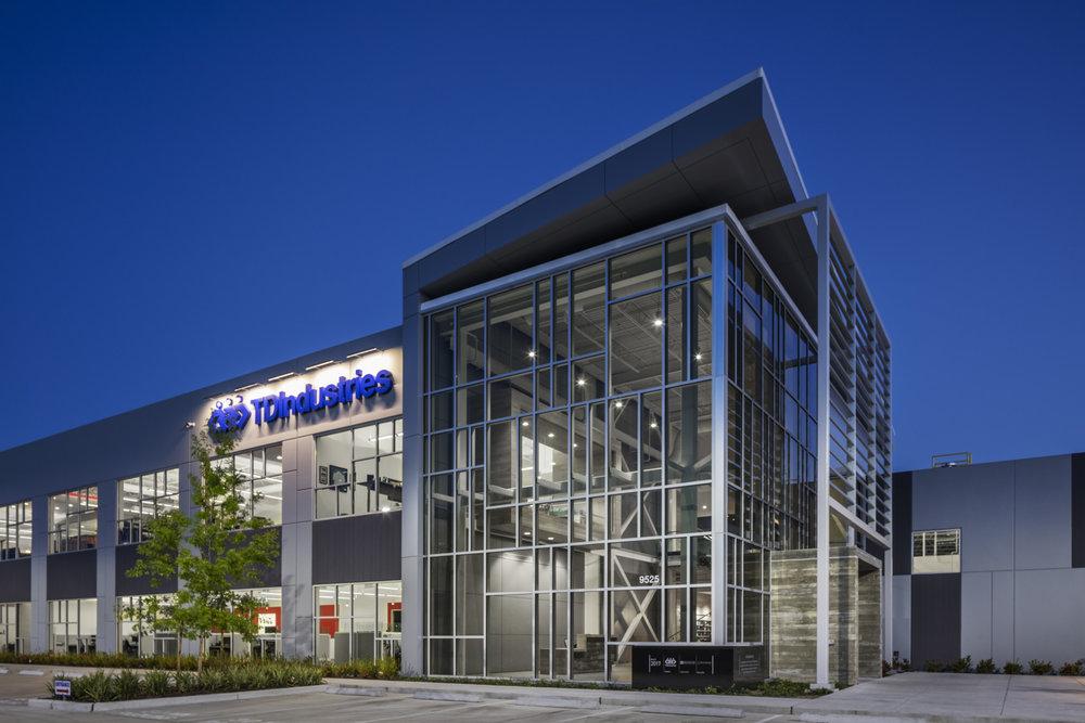 TD Industries Regional Office