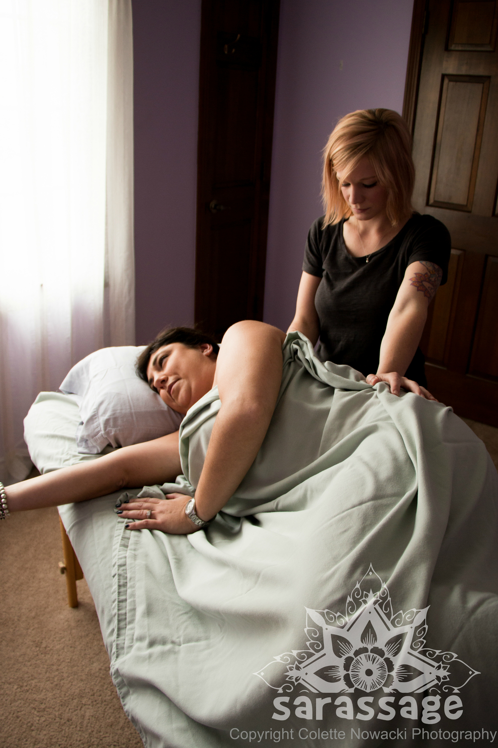 Prenatal Massage / Induction Techniques    30/$45 | 60/$75 | 90/$105   Massage for the mother-to-be! This technique supports the changing internal/external environment of the women's body during pregnancy. Specific positioning and cushioning is utilized to support the proper areas for maximized comfort and safety.  Our therapists are also trained in certain techniques to gently and safely support the natural biorhythms that occur when the baby is ready to begin the birthing process. Stimulating certain pressure points on the feet, hands, low back/hips, and shoulders can assist/nudge the baby to begin his/her journey!  *Client must be AT LEAST 36 weeks along in pregnancy, or have a doctor's note to clear you to receive and induction techniques!