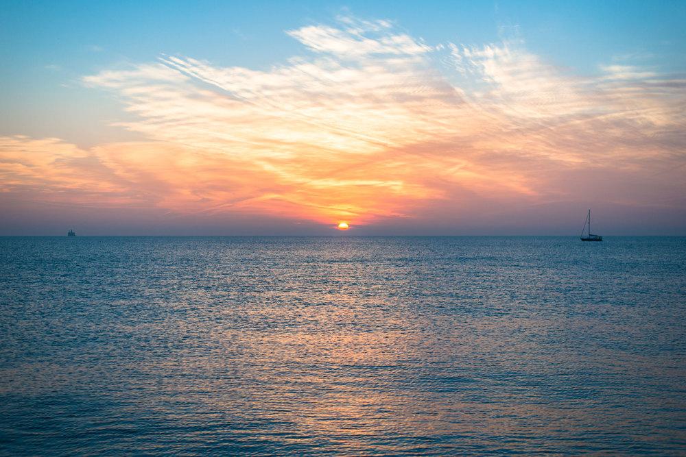 Chicago-Sunrise