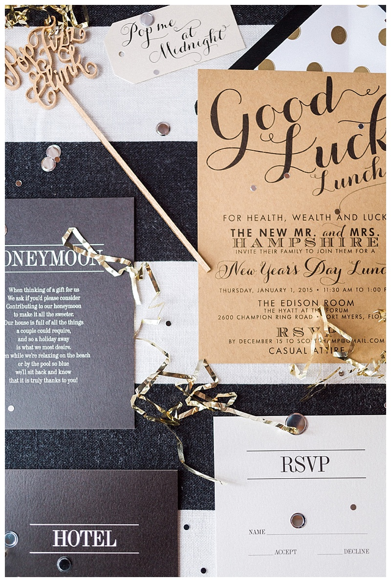 The Rustic Barn | Kate Spade Inspired | Black And White Wedding | Hunter Ryan Photography | Elleson Events